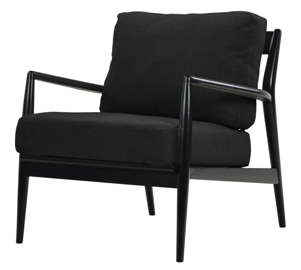 805 sofa 1, black, koksblack 01