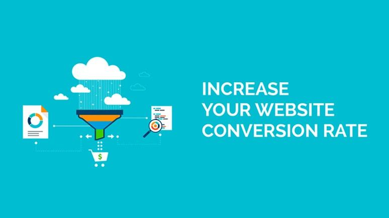 Increase your website conversion rate