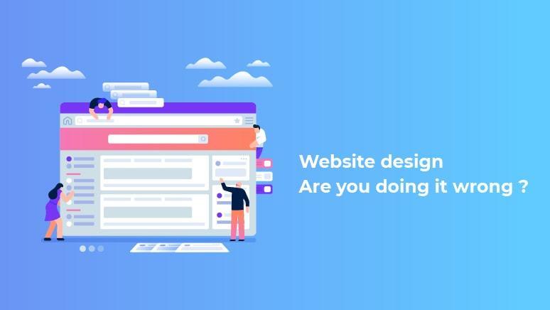 Website development strategy