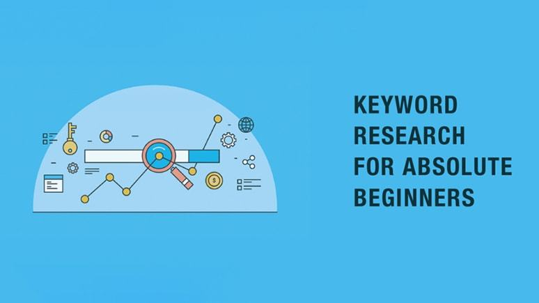 Keyword research for absolute beginners