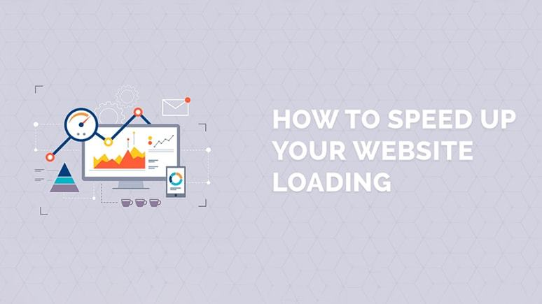 How to speed up website loading