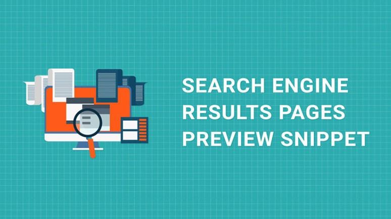 Optimize your Search Engine Result Page (SERP) Snippet