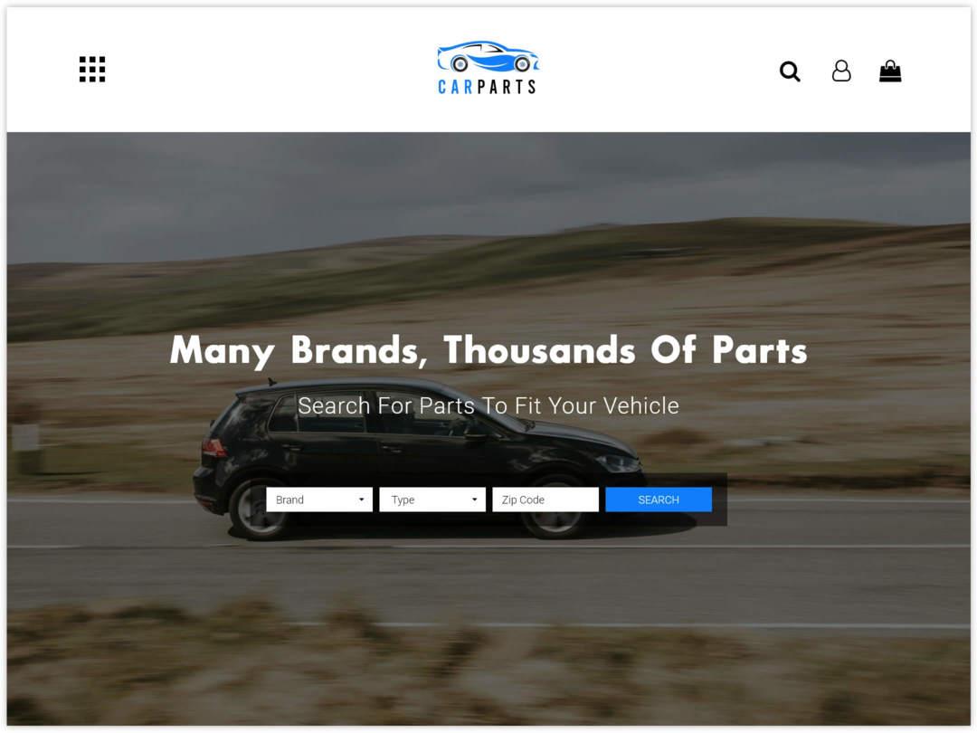 auto-parts-retailers-website-homepage-design-nilead-top-banner