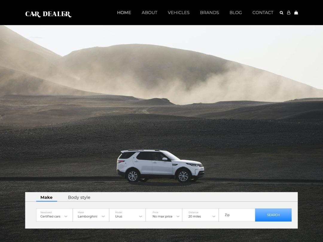 car-dealers-website-homepage-design-nilead-top-banner