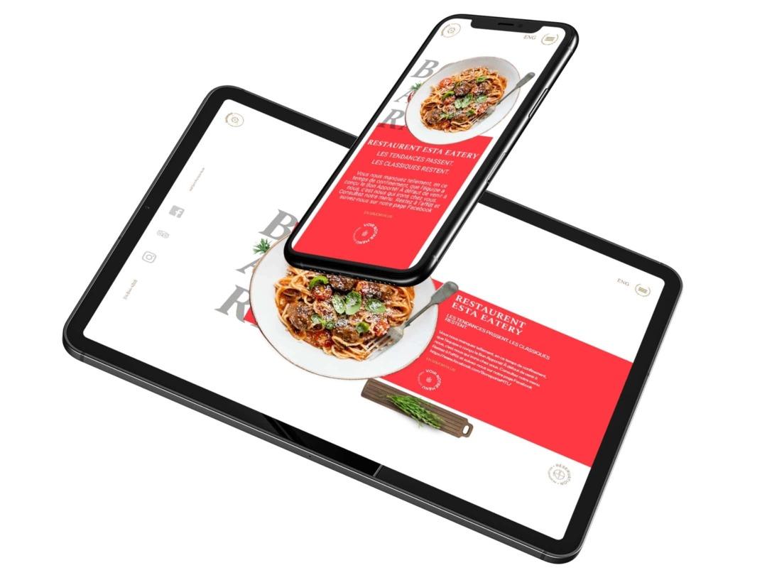 food-and-beverage-website-homepage-design-nilead-top-banner