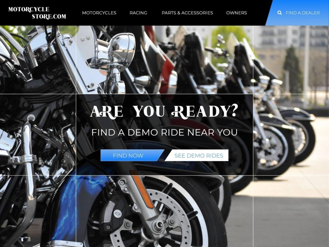 motorcycle-dealers-website-homepage-design-nilead-top-banner