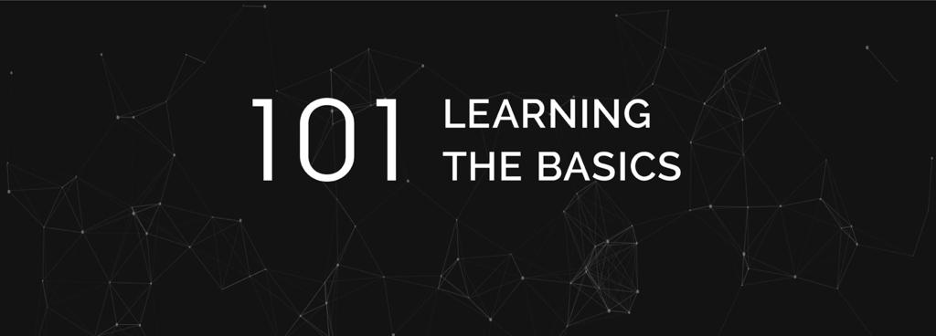 Website 101 - Learning the basics