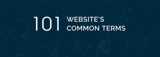 website-101-website's-common-terms-banner