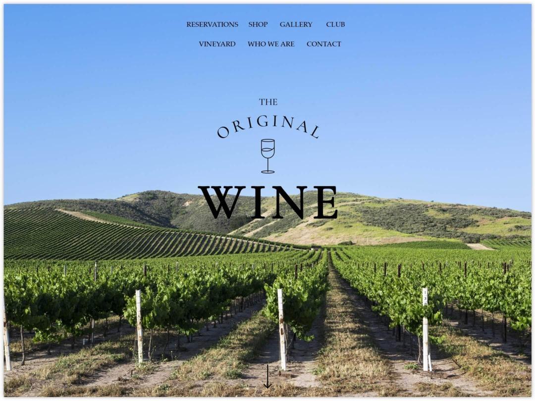 wineries-website-homepage-design-nilead-top-banner
