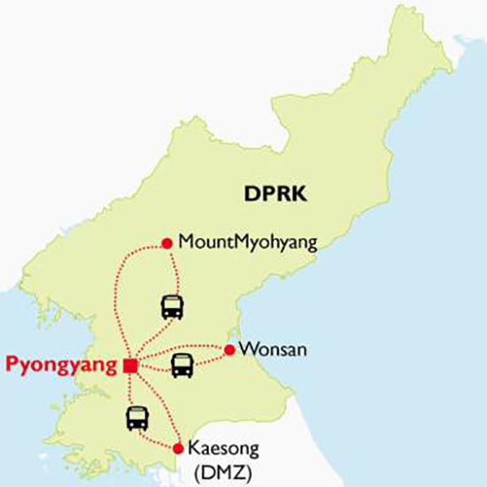 Absolute North Korea Tour