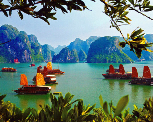Best time to visit Vietnam - March