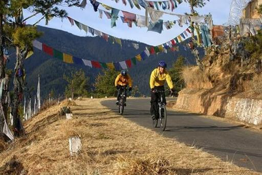 Bhutan Cycling Tour: A Journey from West to East