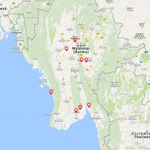 burma-luxury-tour-map