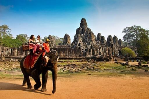 Cruise Mekong from Saigon to Siem Reap