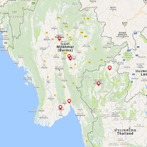 discovering-burma-and-northern-thailand-map