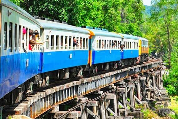 Explore Kanchanaburi & Sangkhla Buri