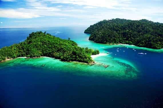 Gaya Island Getaway