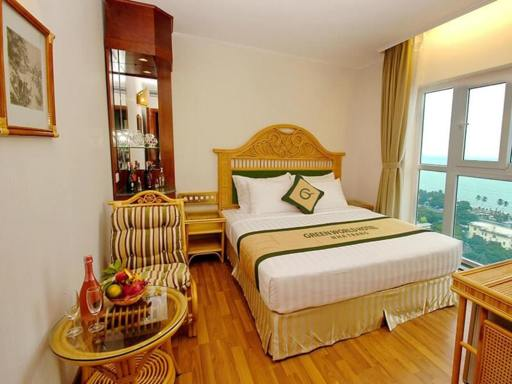 Green World Hotel Nha Trang Nha Trang Vietnam Asia Senses Travel