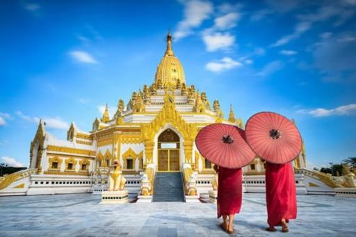 Discovering Burma and Northern Thailand