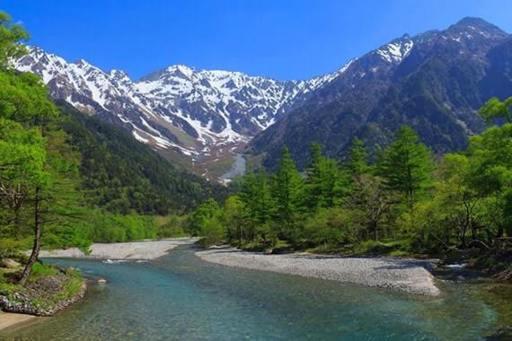 Japan Alps Explorer