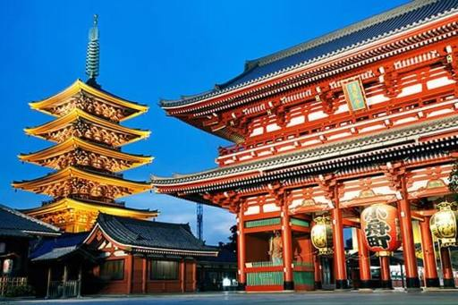 Japan World Heritages Sites