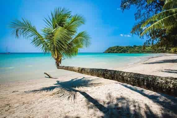 Beach Break At Koh Kood