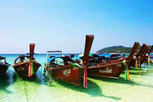 Beach Escapes At Koh Lipe