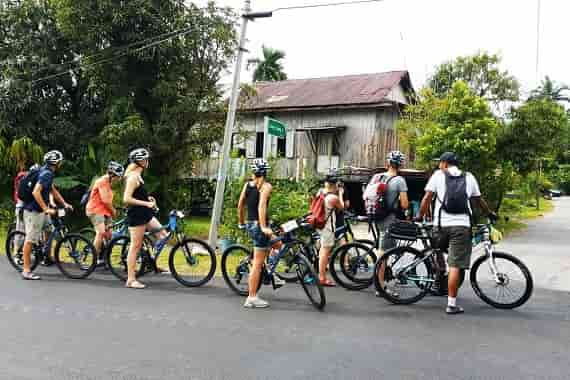 Kuching Cycling Tour