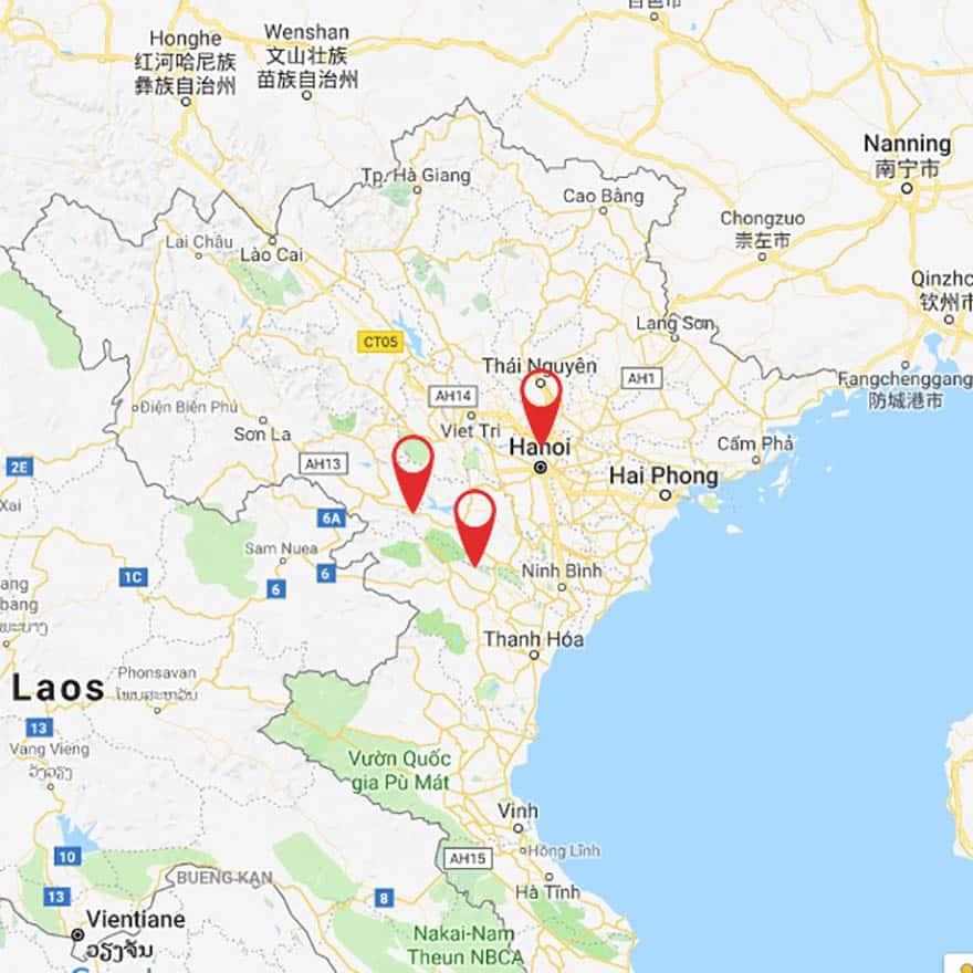 Mai Chau & Pu Luong Trekking Tour