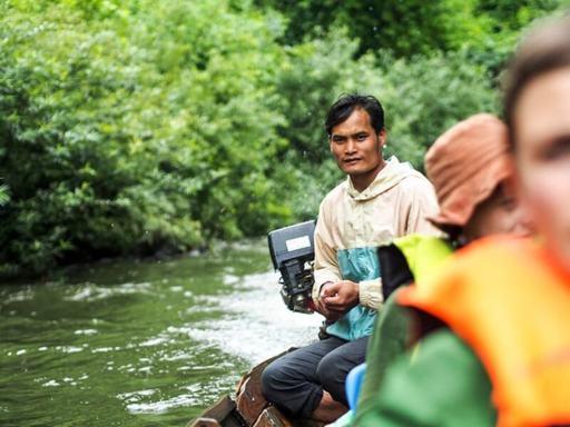 Laos Wildlife Tour: Nam Et Phou Louey NPA Trekking