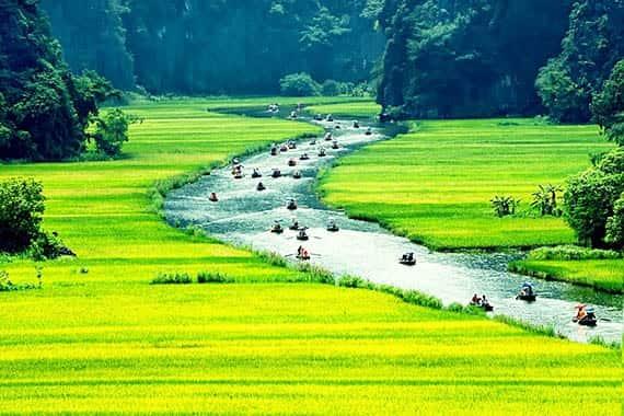 Ninh Binh Rustic Countryside