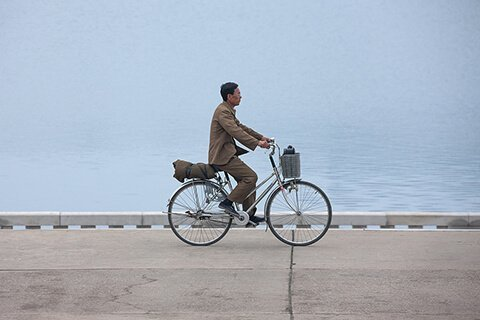 North Korea Bicycle Tour