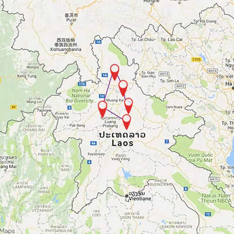 northern-laos-explorer-map