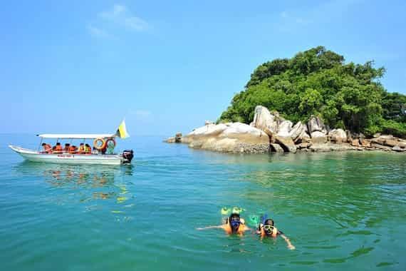 Pangkor Laut Idyllic Getaway