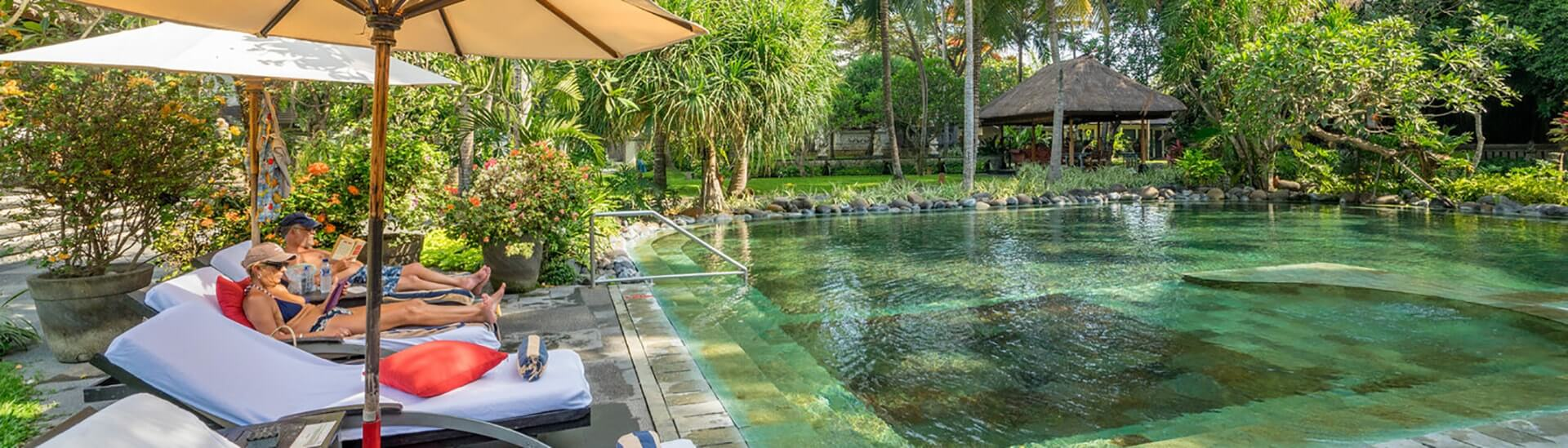 Segara Village Hotel Sanur Bali Indonesia Asia Senses Travel