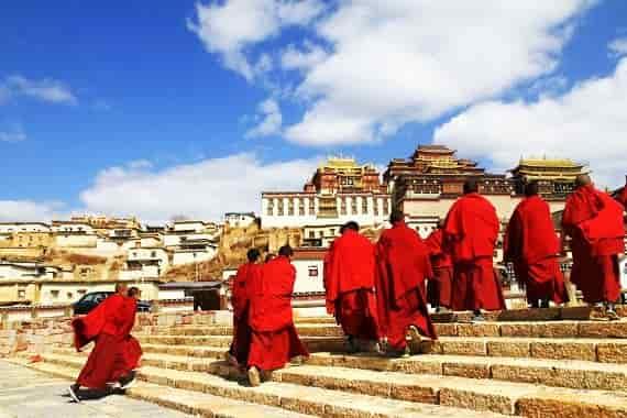 Shangri La: Stairway to Heaven