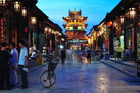 Shanxi Province's Unesco Treasures, Datong and Pingyao