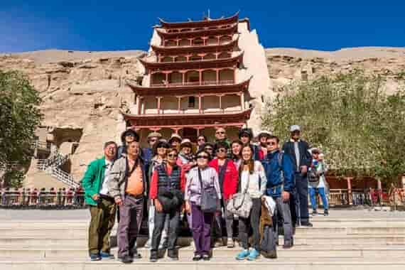 Explore Dunhuang Deserts