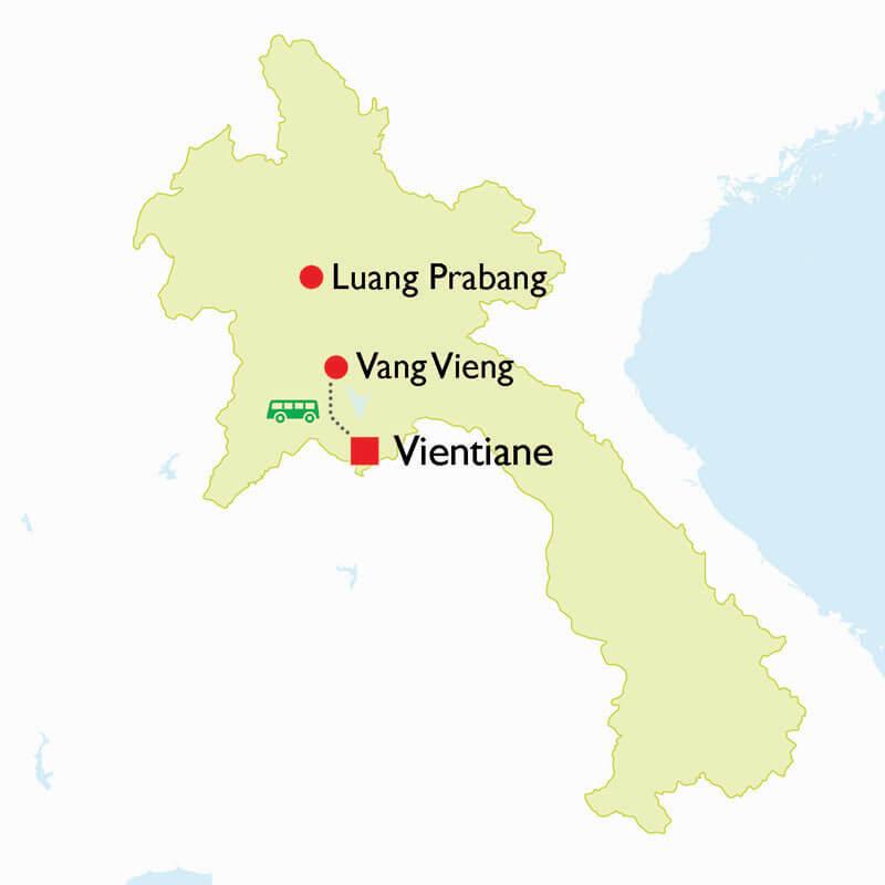 Vang Vieng Escape