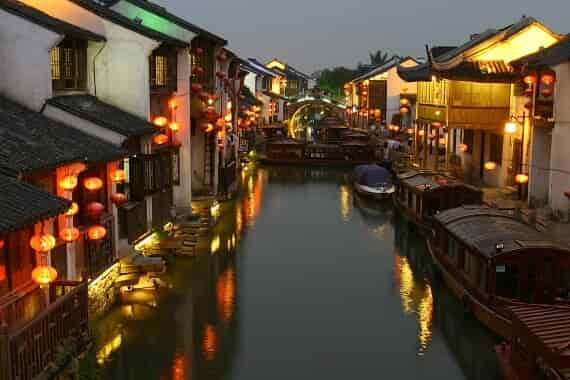 Discover Water Towns of China