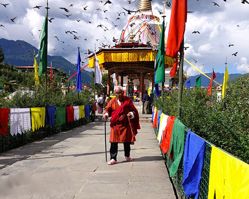When is the best time to visit Bhutan - Jan