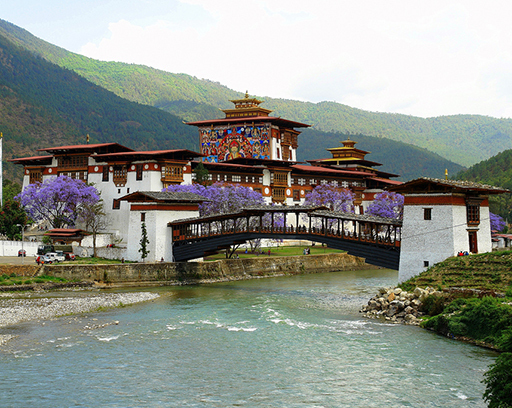 When is the best time to visit Bhutan - July