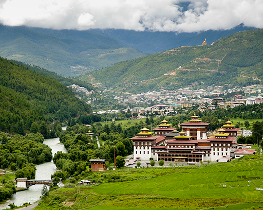 when is the best time to visit Bhutan - June