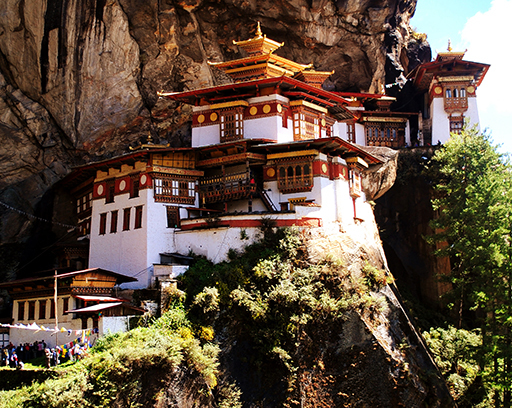 When is the best time to visit Bhutan - October