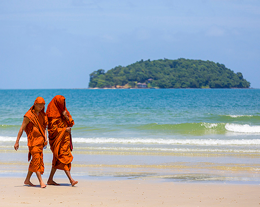 When is the best time to visit Cambodia - December