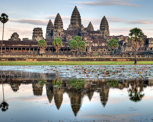 When is the best time to visit Cambodia - January