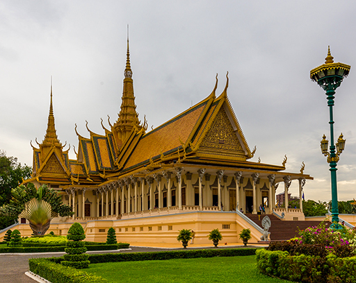 When is the best time to visit Cambodia - March