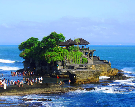 When is the best time to visit Indonesia - April