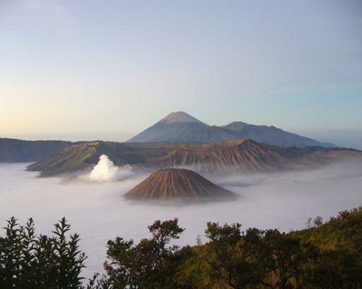 When is the best time to visit Indonesia - July