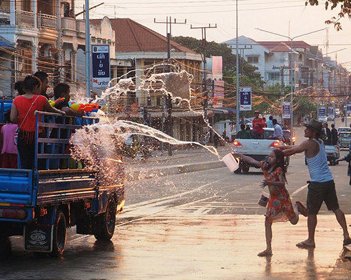 When is the best time to visit Laos - April